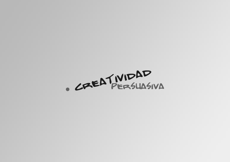 CreatividadPersuasiva